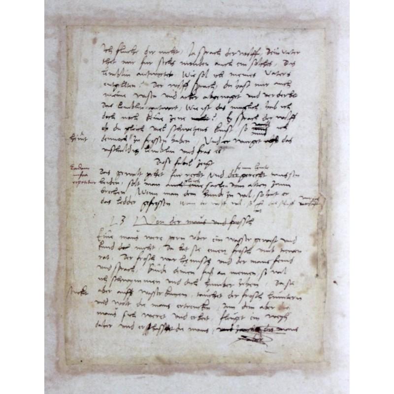 Briefe Von Luther : Luthers briefe und aesop fabeln