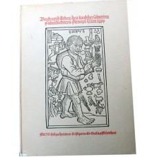 Buch und Leben des hochberühmten Fabeldichters Aesopi