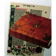 Gutenberg-Bibel- Berliner Exemplar mit Fuldaer Einband