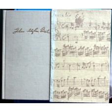Über Johann Sebastian Bachs Leben,