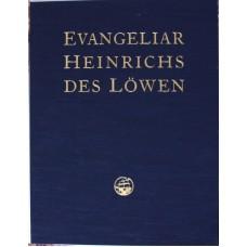 Evangeliar Heinrichs des Löwen- Majestas Domini