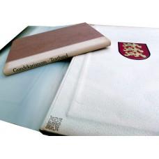 Pontificale Gundekarianum Codex B 4 in Eichstätt