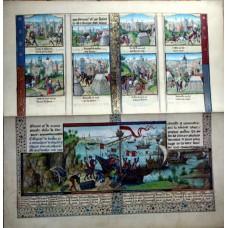Die Chronik des Kreuzfahrer-Königreichs Jerusalem